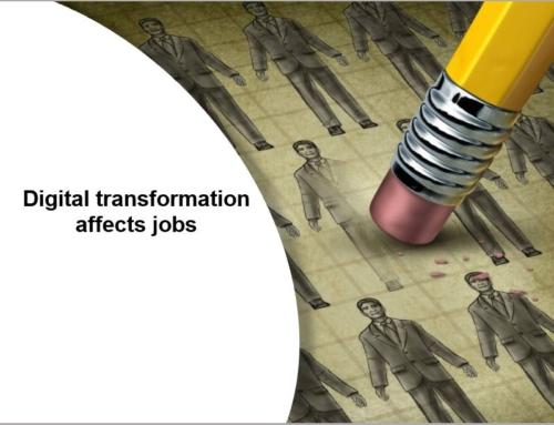 Digital Transformation Affects Jobs
