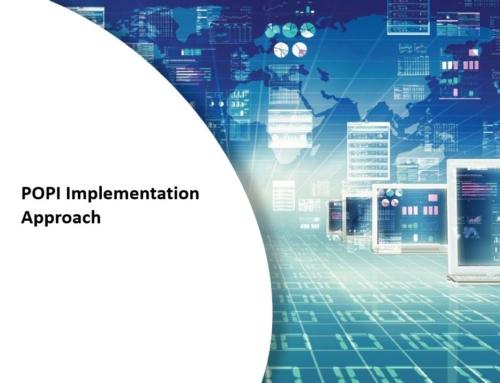 POPI Implementation Approach