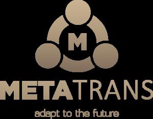 Metatrans logo bronze